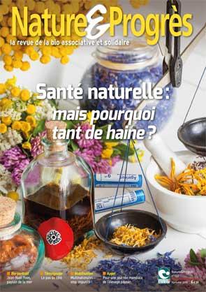 Revue Nature et Progrès n°122